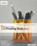 MS office 2003 proofing tools