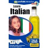 Learn Italian anywhere in London with this self-study software.